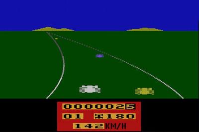 بازی ماشینی آتاری 2600