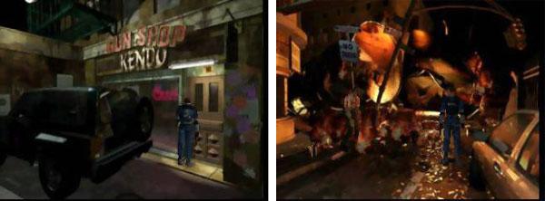 بازی رزیدنت ایول 2 نینتندو 64