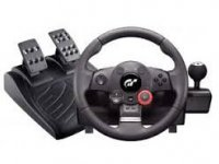 فرمان بازی لاجیتک Driving Force GT Wheel مخصوص PS3/PC