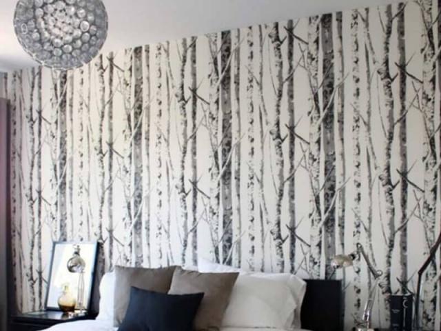 پوشش دیواری اتاق خواب