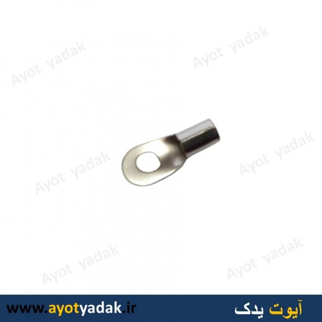 کابل شو آهنی نمر 6 (بسته 30 عددی)