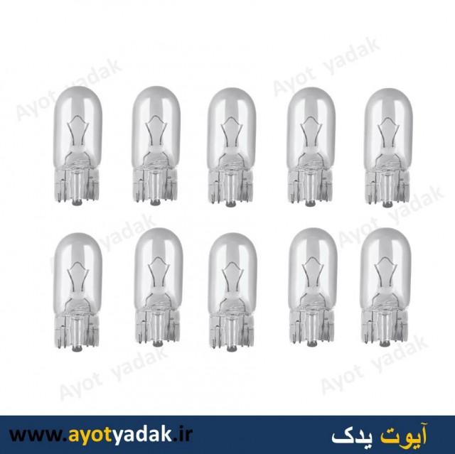 لامپ آریایی (بسته 10 عددی )