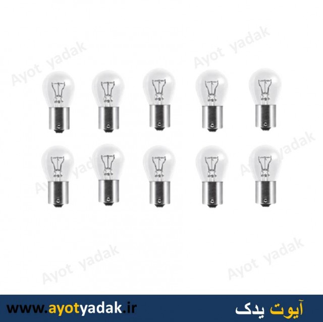 لامپ تک کنتاک درجه یک (بسته 10 عددی )