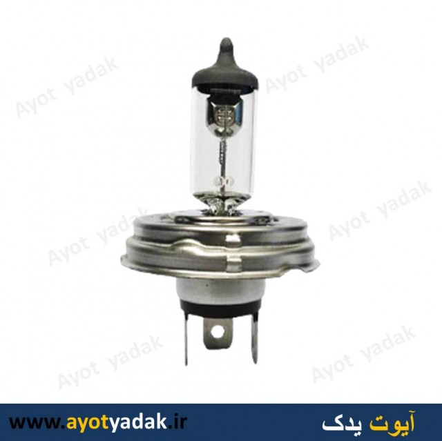 لامپ سه خار گرد گازی 80  100 برند HOSRAM
