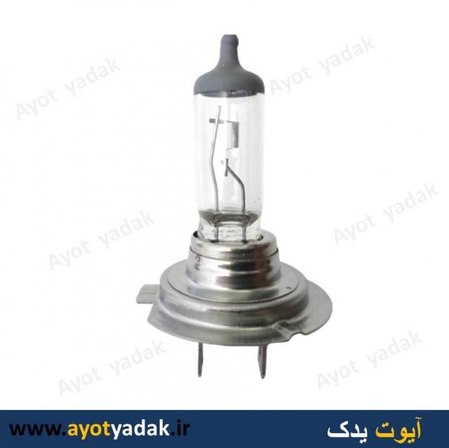 لامپ دو خار H7  برند lee tech