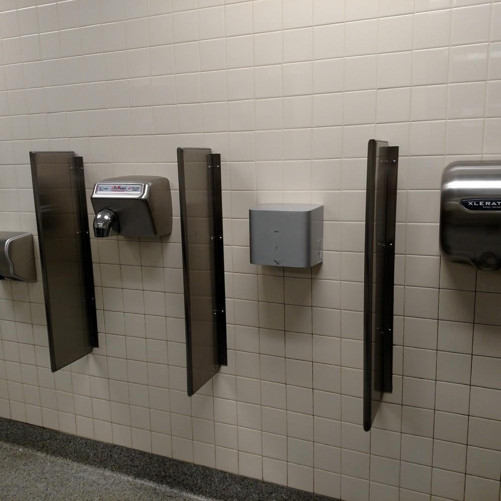 نحوه استفاده از دست خشک کن