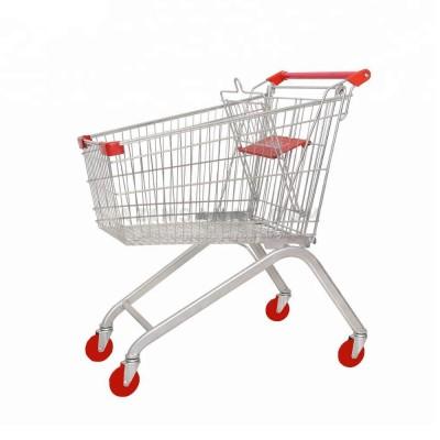 چرخ خرید فروشگاهی 80 لیتر مدل T80