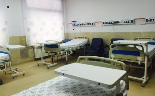 راهنماي ساختار بخش هاي بستري بیمارستان