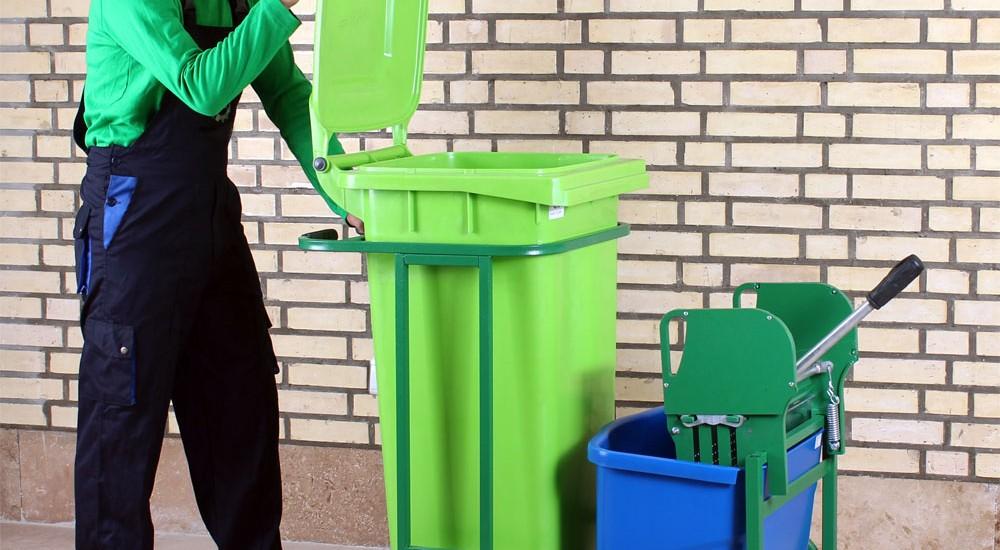 مقایسه تی شور و ترالی نظافت آذین صنعت