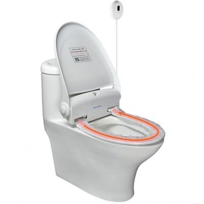 دستگاه رول توالت فرنگی Navisani گرمکن دار NS100E
