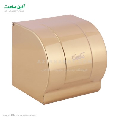 جادستمال رولی توالت DAK8 - طلایی