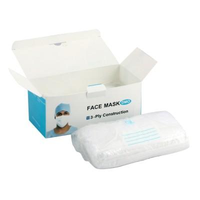 ماسک سه لایه ساده Pa300 بسته 50 عددی