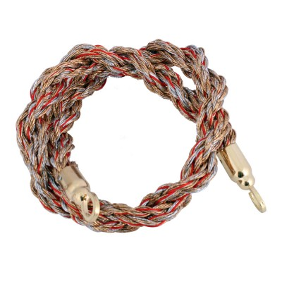 طناب راه بند طلایی 1.5 متر مدل G15