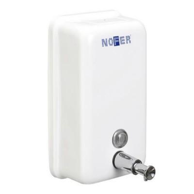 صابون ریز دستی Nofer INOX 03001-W سفید