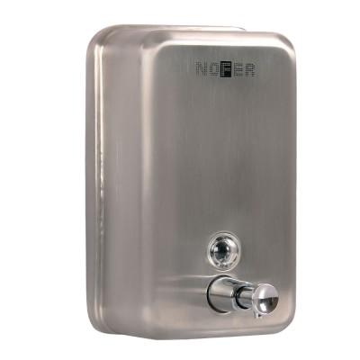 صابون ریز دستی استیل  Nofer 03001-S