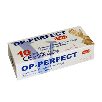 دستکش 10 عددی OP-PERFECT