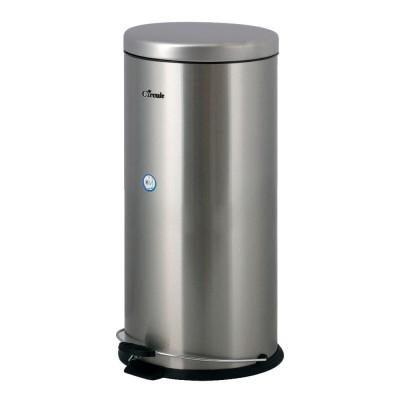 سطل زباله استیل پدالدار 30 لیتری CE-3000 - آرام بند