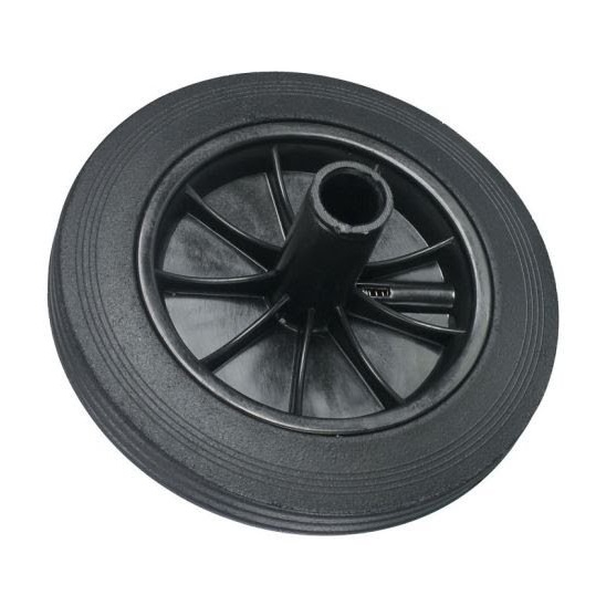 چرخ سطل زباله پلاستیکی 120/100/240
