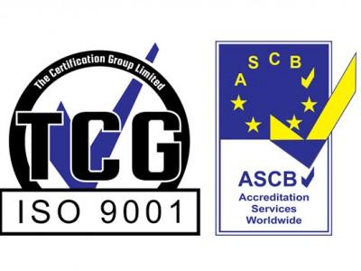اخذ گواهینامه ISO 90001 و ISO 10002
