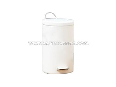 سطل فلزی پدالدار مدل A40