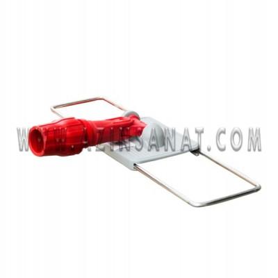 پایه نگهدارنده تی کف روب 50 سانتیمتر (فلزی)