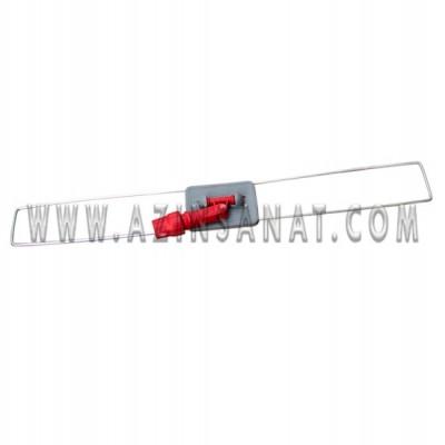 پایه نگهدارنده ی تی کف روب (فلزی) 80سانتیمتر