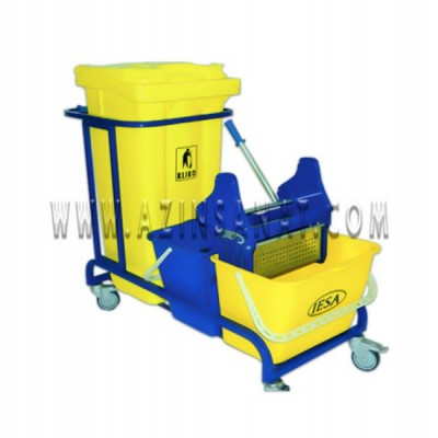 تی شوی همراه با سطل زباله (مدل 210)