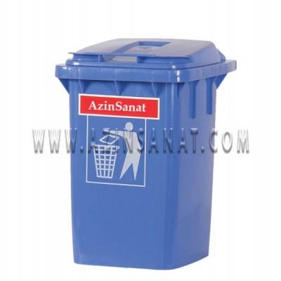 مخزن زباله 60 لیتری