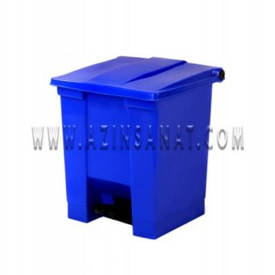 سطل زباله 45 لیتری پدالدار