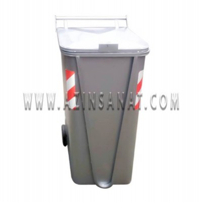 سطل زباله 200 لیتری فلزی