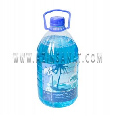 مایع دستشویی فومی ویشکا 3.75 لیتری