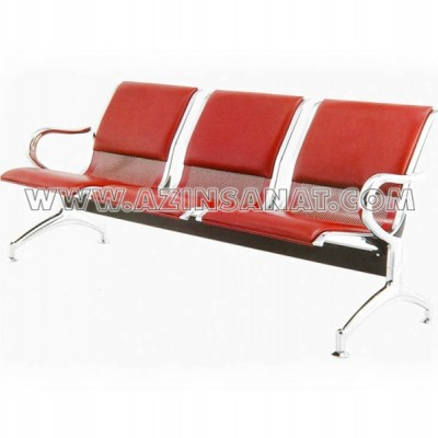 صندلی 3 نفره تشک دار HT153
