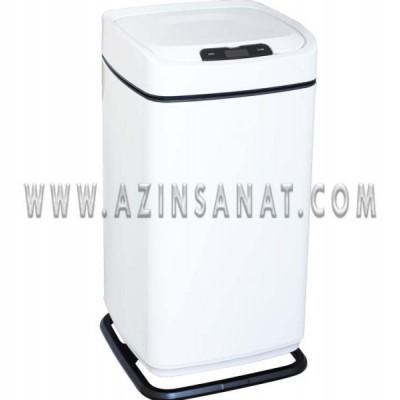 سطل زباله چشمی 12 لیتری Reena 12 LS-W