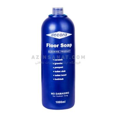 مایع زمین شوی آکورد (Floor Soap) حجم 1 لیتر