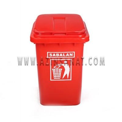 سطل آشغال 20 لیتری پلاستیکی (بدون پدال)