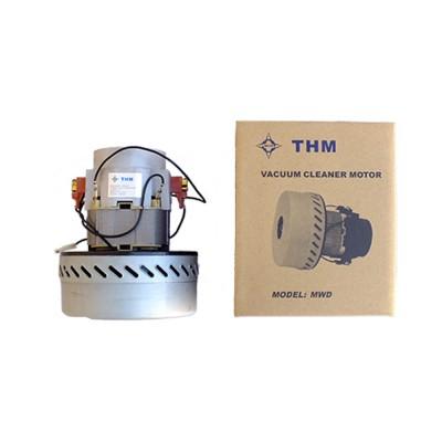 موتور جاروبرقی دو پروانه صنعتی آب و خاک THM
