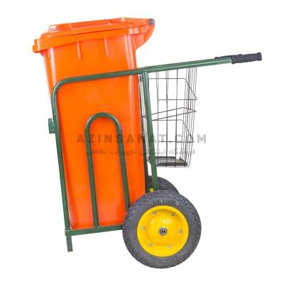 گاری حمل زباله AzinSanat 8200