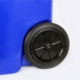 سطل زباله 60 لیتری چرخدار