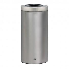 سطل سالنی 45 لیتری BA45 (استیل درب استیل)