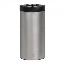 سطل سالنی 45 لیتری BA45 (فلزی درب استیل)
