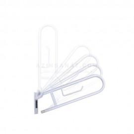 دستگیره معلول تاشو فلزی (65 سانتیمتر) LO-M-65