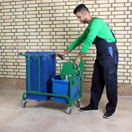 ترالی نظافت AzinSanat 2450