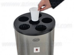 سطل زباله لیوان