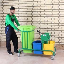 ترالی نظافت AzinSanat 2100