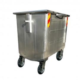 مخزن زباله 1100 قوس دار ورق 2 کد 480