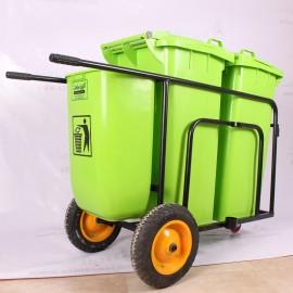 گاری حمل زباله AzinSanat 8400