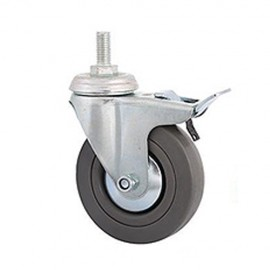 چرخ 100 میلیمتر (ترمز دار)