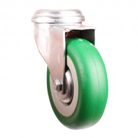 چرخ ترالی و تی شوی 7.5 - بدون ترمز