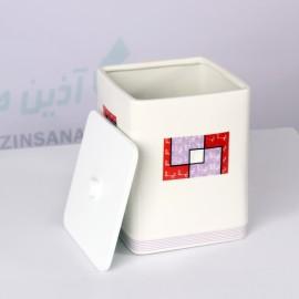 اکسسوری سرویس بهداشتی پتوس - 2 تکه