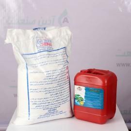 مایع و پودر نانو (کف ساز کارواش)